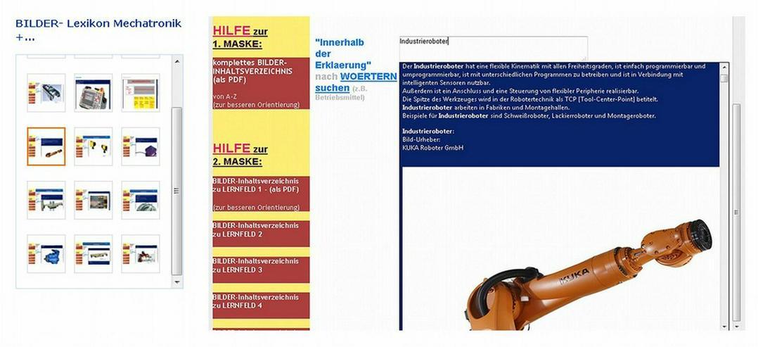 BILDER-Lexikon Mechatronik (Technik-Einsteiger