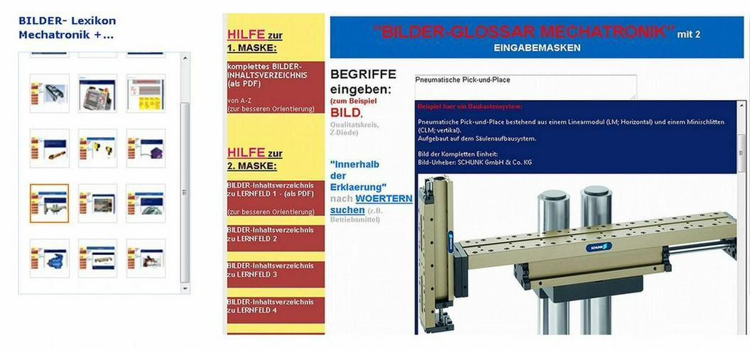 Bild 3: BILDER-Lexikon Mechatronik (Technik-Einsteiger