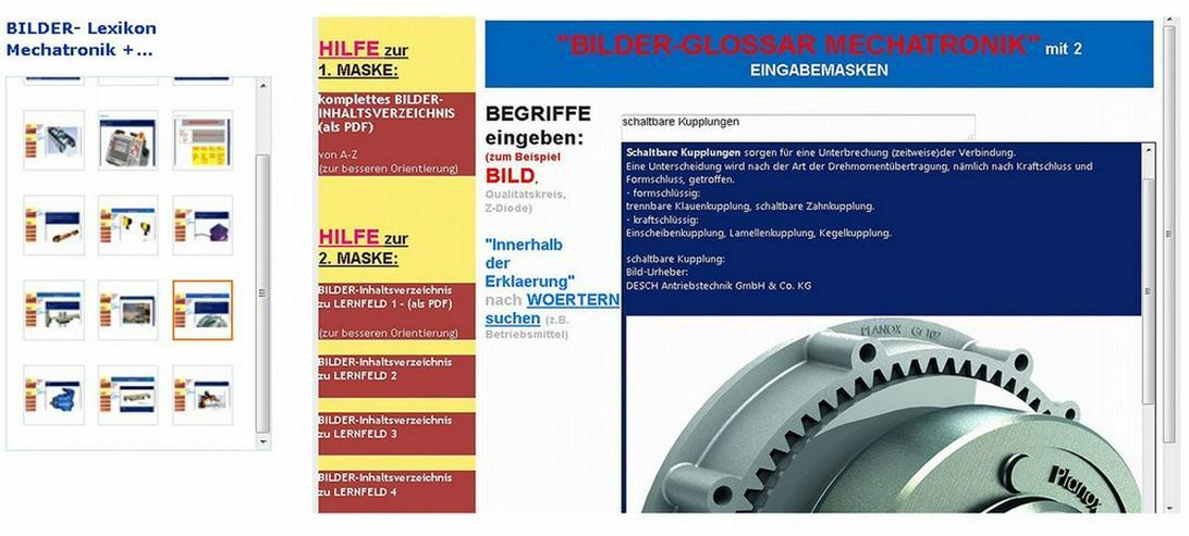 Bild 4: BILDER-Lexikon Mechatronik (Technik-Einsteiger