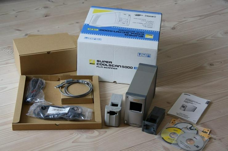 Nikon Coolscan 5000 ED, OVP
