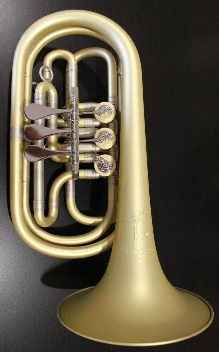 Bild 4: Melton 129 Elaboration Basstrompete in Bb
