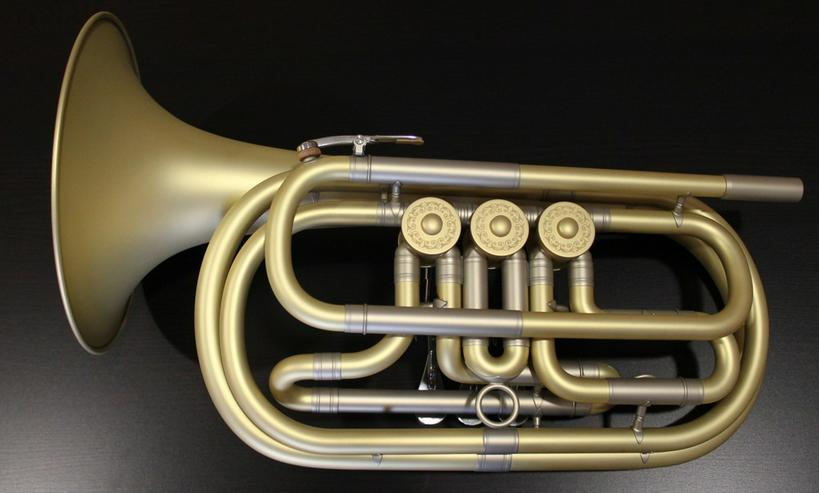 Bild 5: Melton 129 Elaboration Basstrompete in Bb