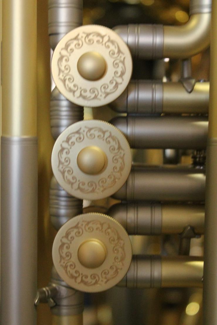 Bild 6: Melton 129 Elaboration Basstrompete in Bb