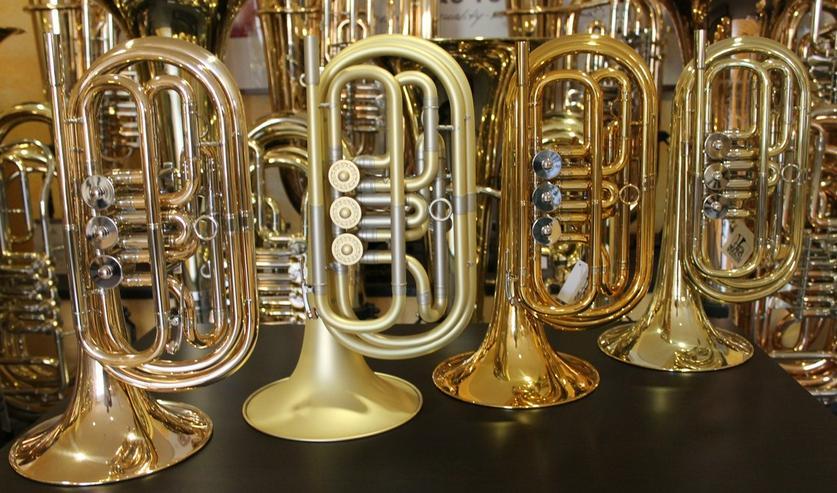 Bild 2: Basstrompete / Bass - Trompete Bass-Flügelhorn