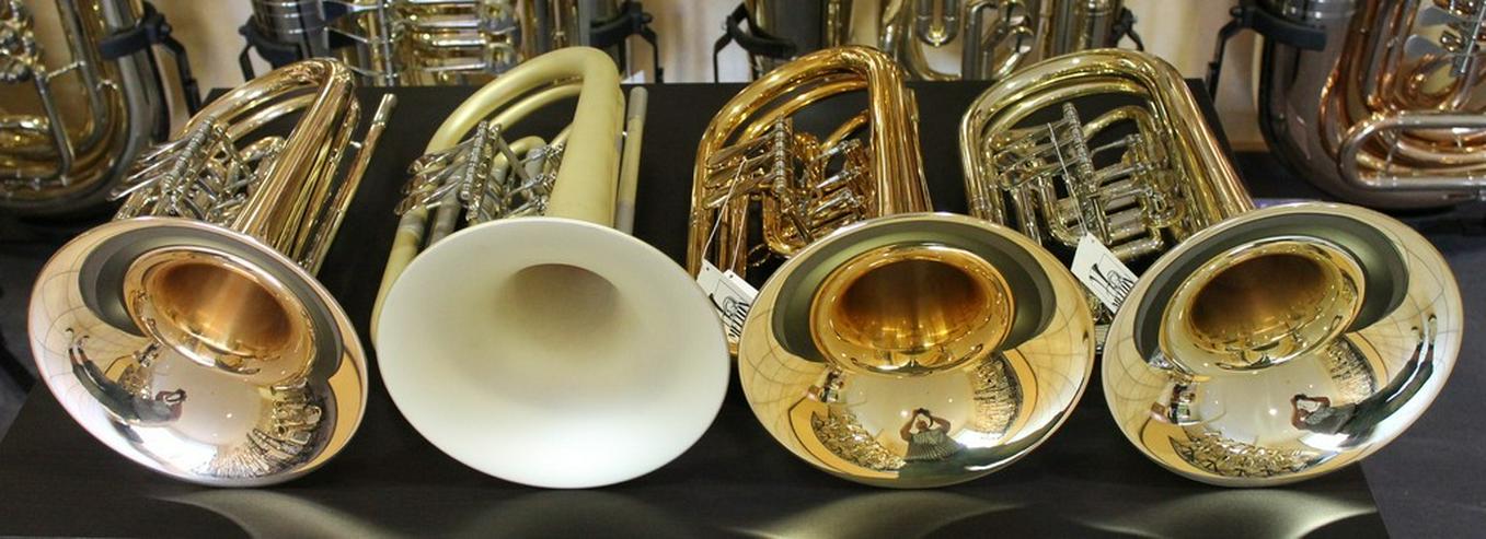 Bild 3: Basstrompete / Bass - Trompete Bass-Flügelhorn