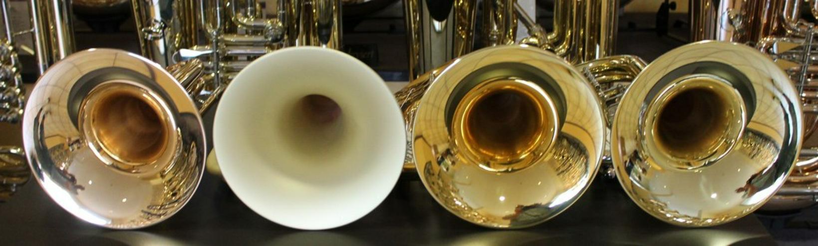Bild 5: Basstrompete / Bass - Trompete Bass-Flügelhorn