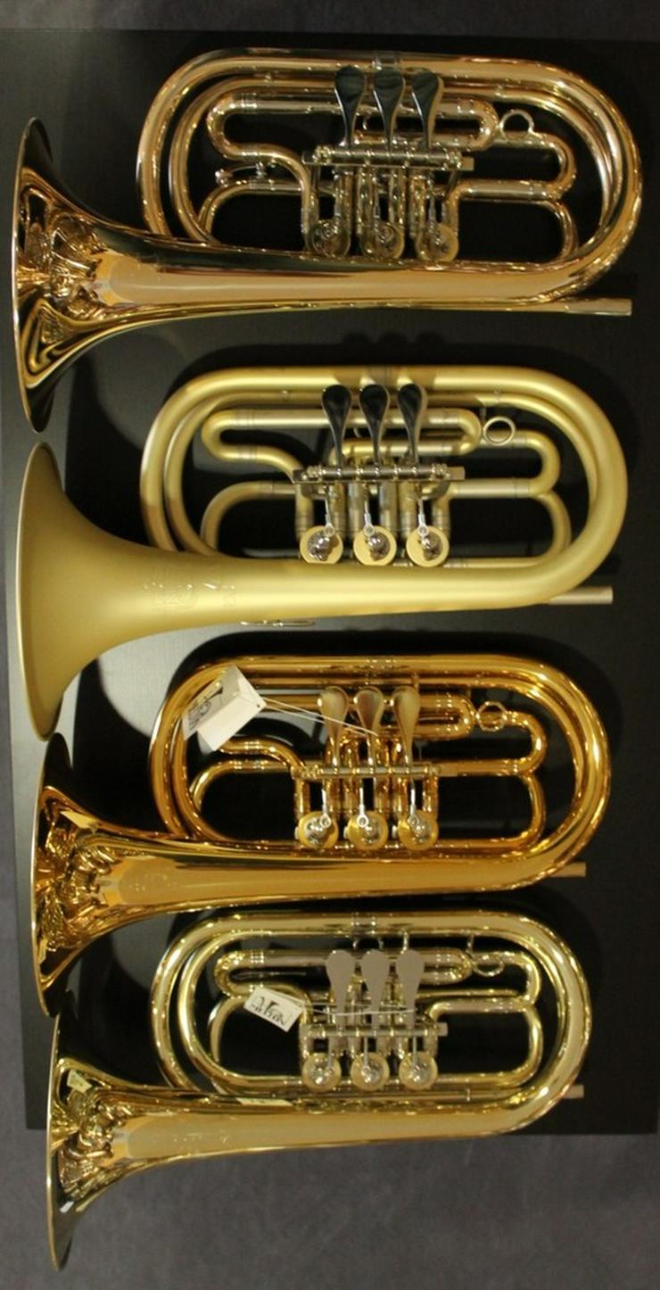 Bild 6: Basstrompete / Bass - Trompete Bass-Flügelhorn