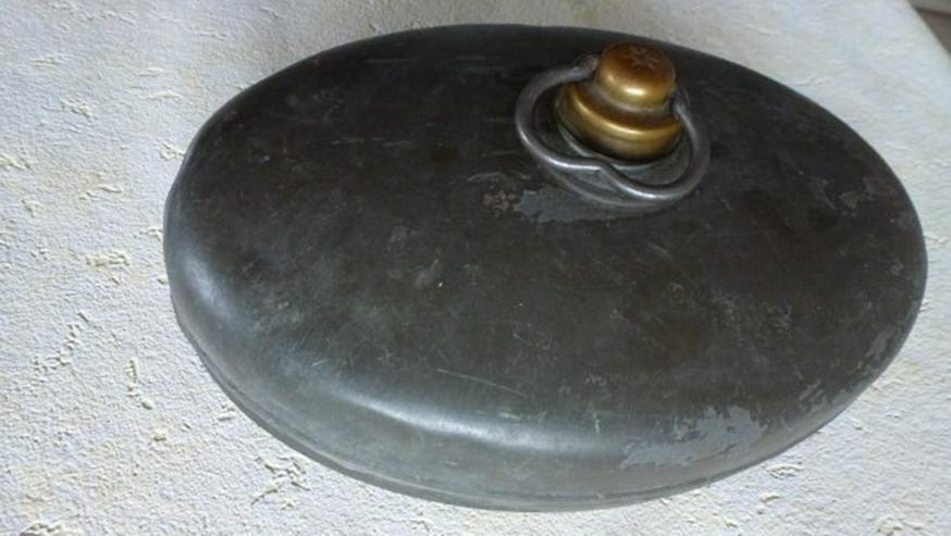 Metall Warmwasser-Bett wärmer (verzinkt)