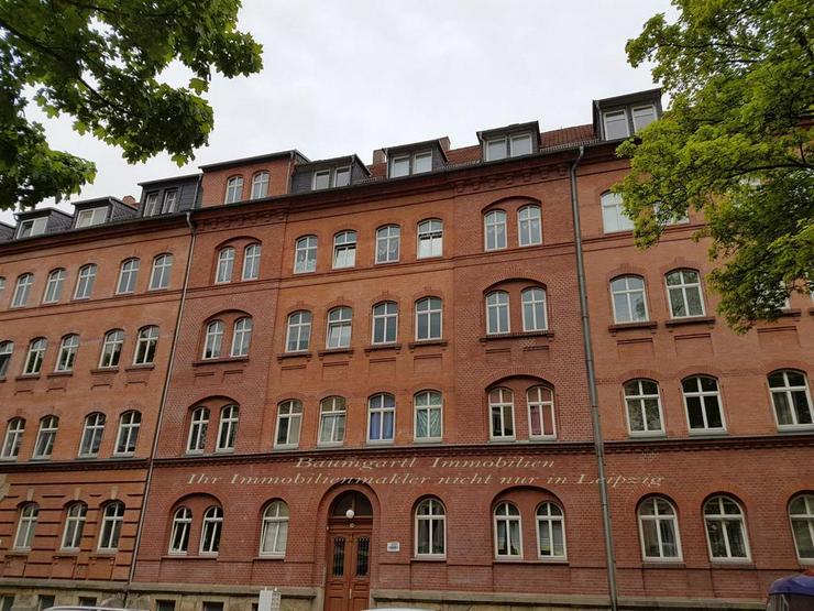 Chemnitz-Hilbersdorf frisch renovierte 3 Zimmerwohnung mit Balkon in einem rotem Klinkerba... - Wohnung mieten - Bild 1