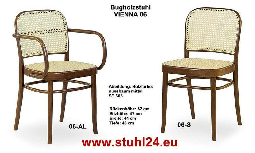Bugholzstuhl VIENNA-06