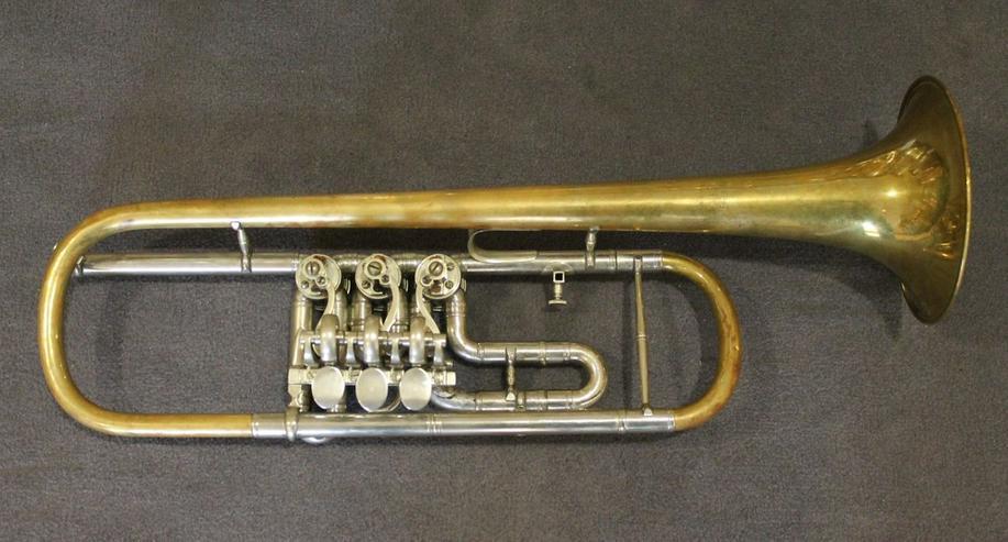 Deutsche Bethel B - Konzert - Trompete - Blasinstrumente - Bild 1