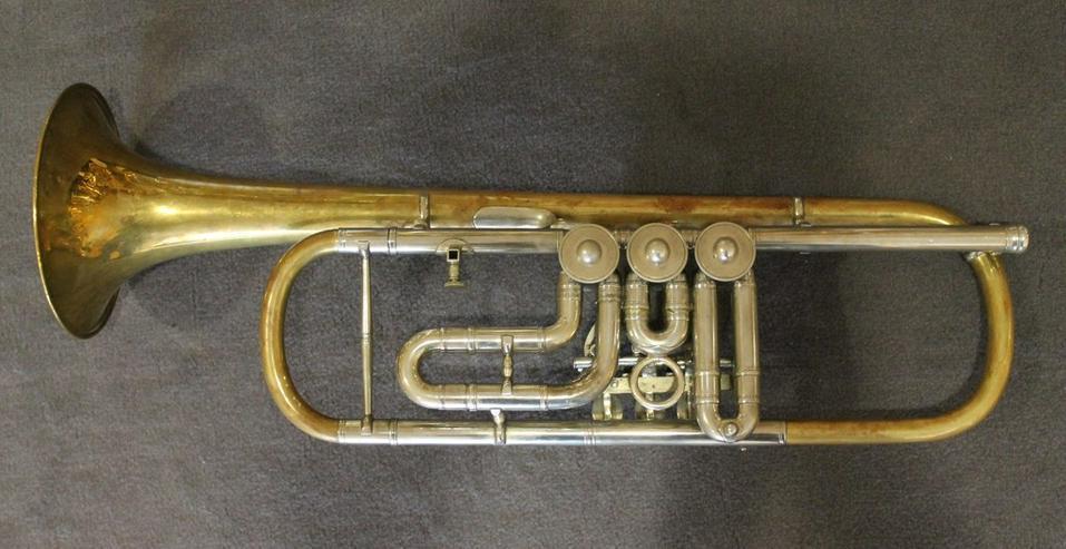 Bild 2: Deutsche Bethel B - Konzert - Trompete