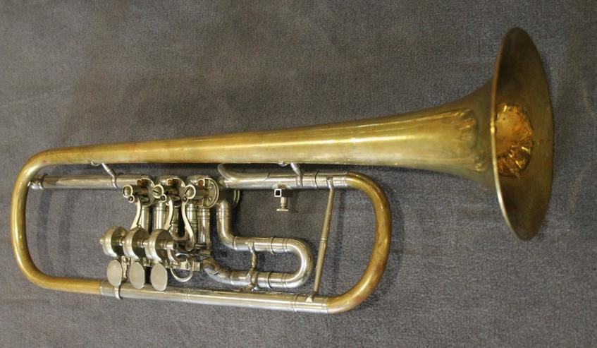 Bild 3: Deutsche Bethel B - Konzert - Trompete