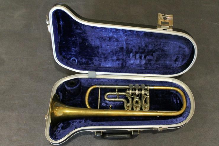 Bild 6: Deutsche Bethel B - Konzert - Trompete