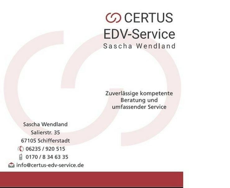 CERTUS EDV-Service Sascha Wendland