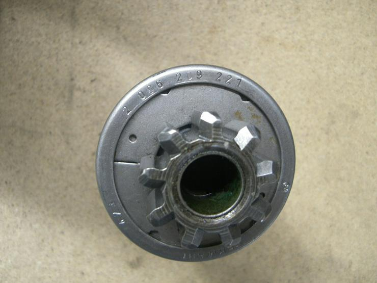 MERCEDES BOSCH Anlasser  Ritzel 2 006 209 221 - Elektrik & Steuergeräte - Bild 1