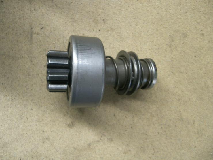 Bild 2: MERCEDES BOSCH Anlasser  Ritzel 2 006 209 221