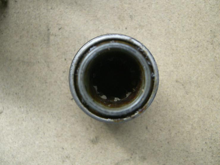 Bild 3: MERCEDES BOSCH Anlasser  Ritzel 2 006 209 221