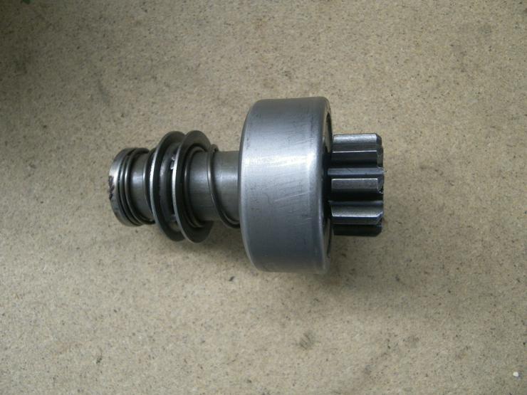 Bild 4: MERCEDES BOSCH Anlasser  Ritzel 2 006 209 221