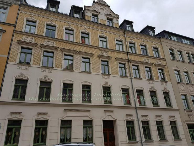 Erdgeschosswohnung mit Balkon und 3 Zimmer in Chemnitz zu vermieten - Wohnung mieten - Bild 1