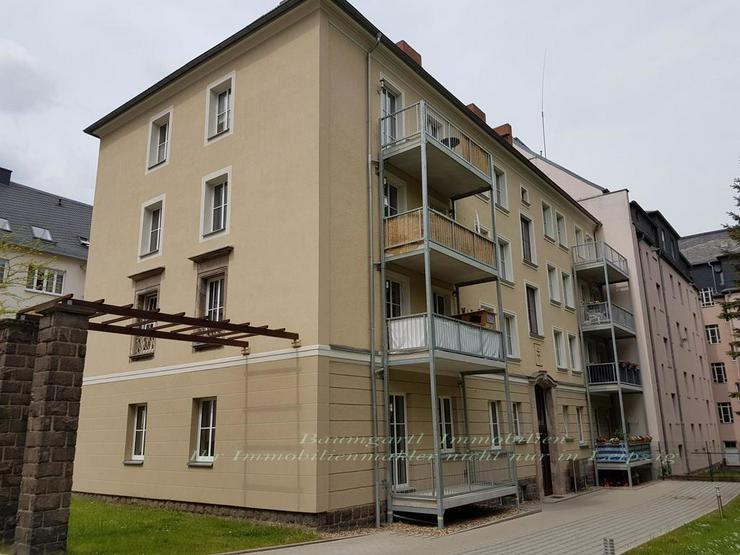 Bild 3: Chemnitz - Lutherviertel sehr schicke 2 Zimmerwohnung im Erdgeschoss in guter Lage zu verm...