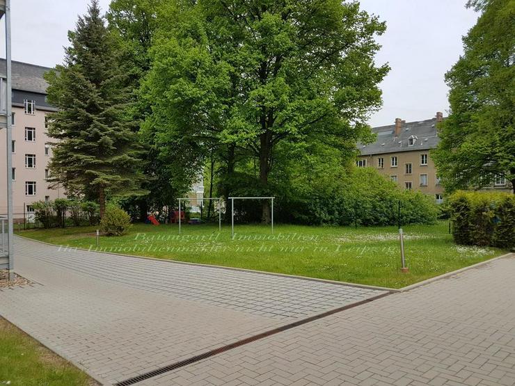 Bild 2: Chemnitz - Lutherviertel sehr schicke 2 Zimmerwohnung im Erdgeschoss in guter Lage zu verm...