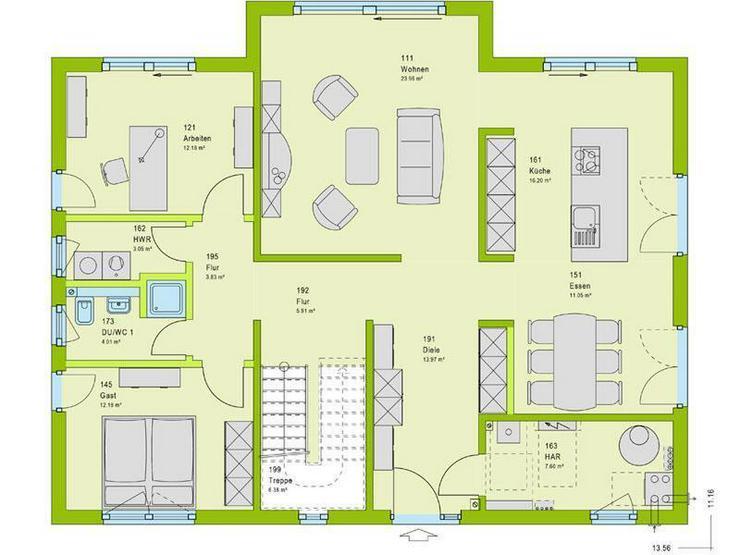 Bild 2: Raumkreuzer - Wohnen mit Homeoffice