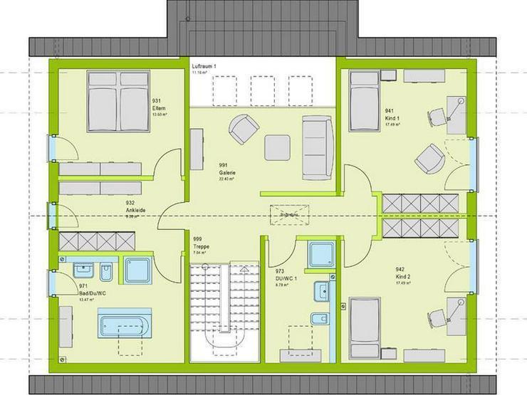 Bild 3: Raumkreuzer - Wohnen mit Homeoffice