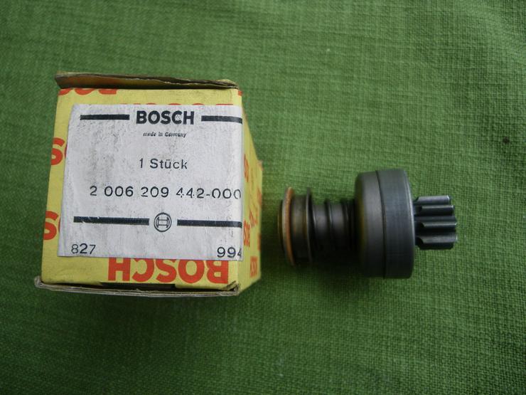 CASE BOSCH Getriebe mit Ritzel 2 006 209 442