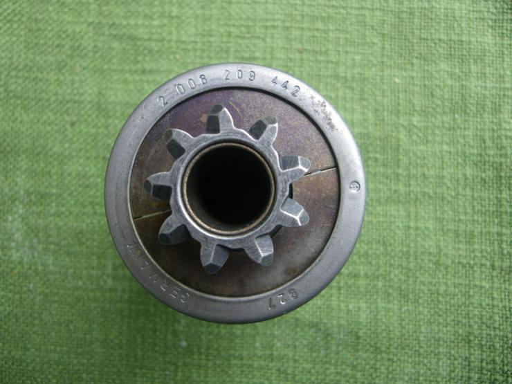 Bild 4: CASE BOSCH Getriebe mit Ritzel 2 006 209 442
