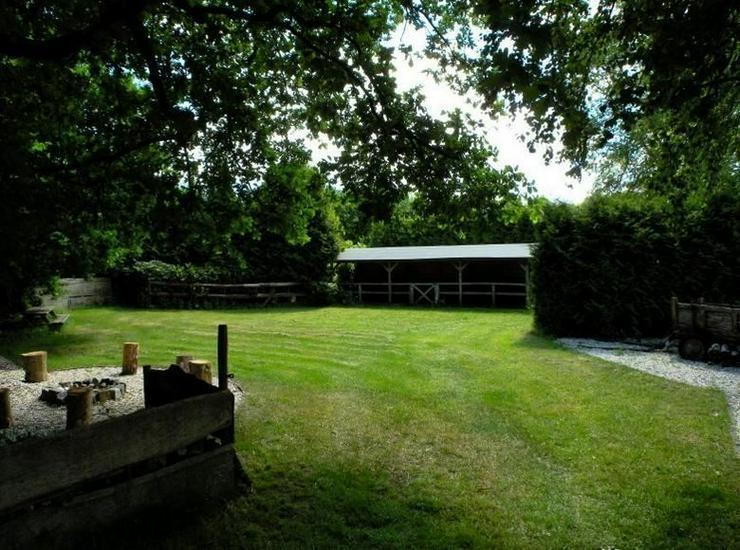 Bild 6: Landhaus mit riesiger Wohnfläche und Laufabstand zur Holländischen Grenze in Ringe