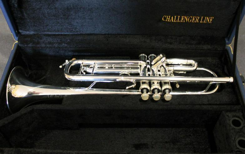 Bild 2: B & S Challenger II Profi - Trompete 3137/2-S