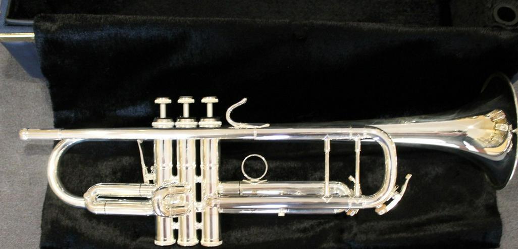 Bild 3: B & S Challenger II Profi - Trompete 3137/2-S