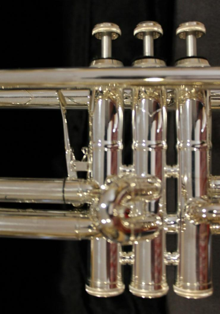 Bild 4: B & S Challenger II Profi - Trompete 3137/2-S