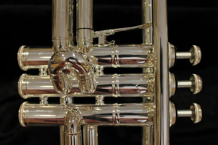 Bild 5: B & S Challenger II Profi - Trompete 3137/2-S