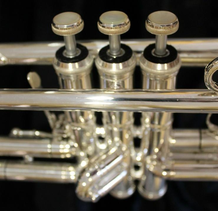 Bild 6: B & S Challenger II Profi - Trompete 3137/2-S