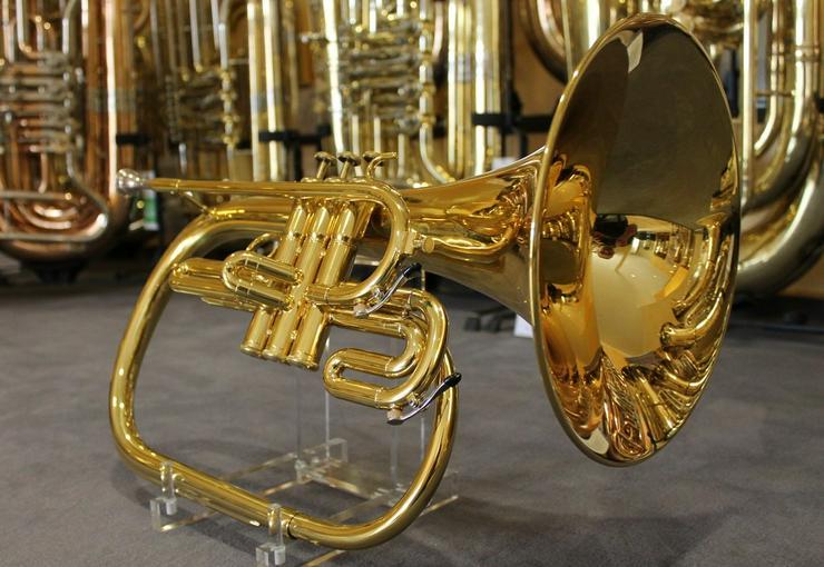 Besson Bellfront - Waldhorn in F, rechtsgriffig - Blasinstrumente - Bild 1
