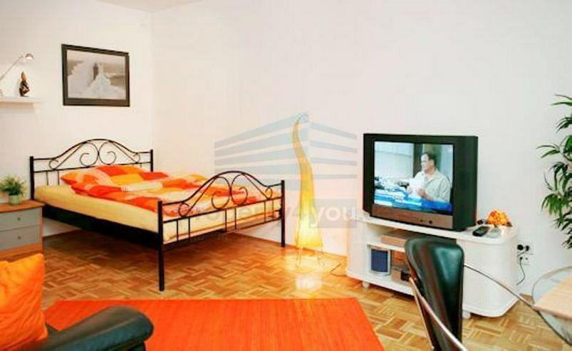 Bild 5: Ruhiges möbliertes 1-Zi. Apartment / München - Bogenhausen