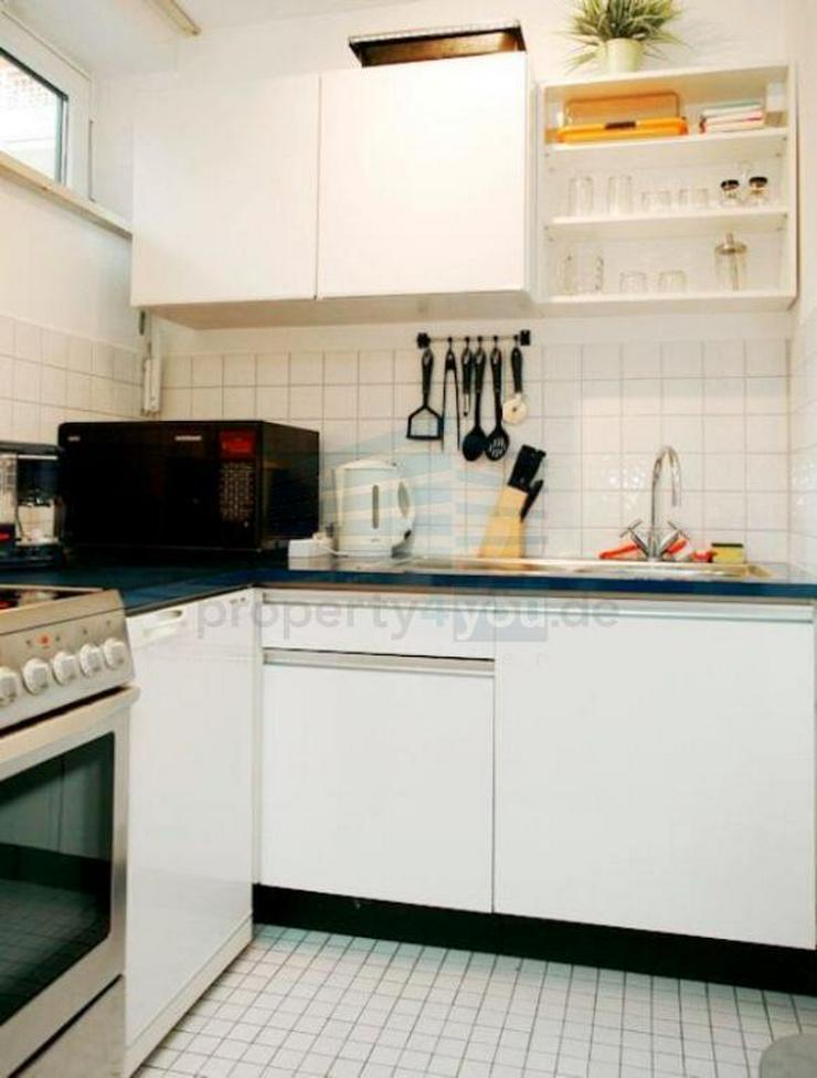 Ruhiges möbliertes 1-Zi. Apartment / München - Bogenhausen - Wohnen auf Zeit - Bild 1
