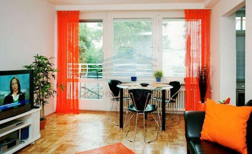 Bild 4: Ruhiges möbliertes 1-Zi. Apartment / München - Bogenhausen