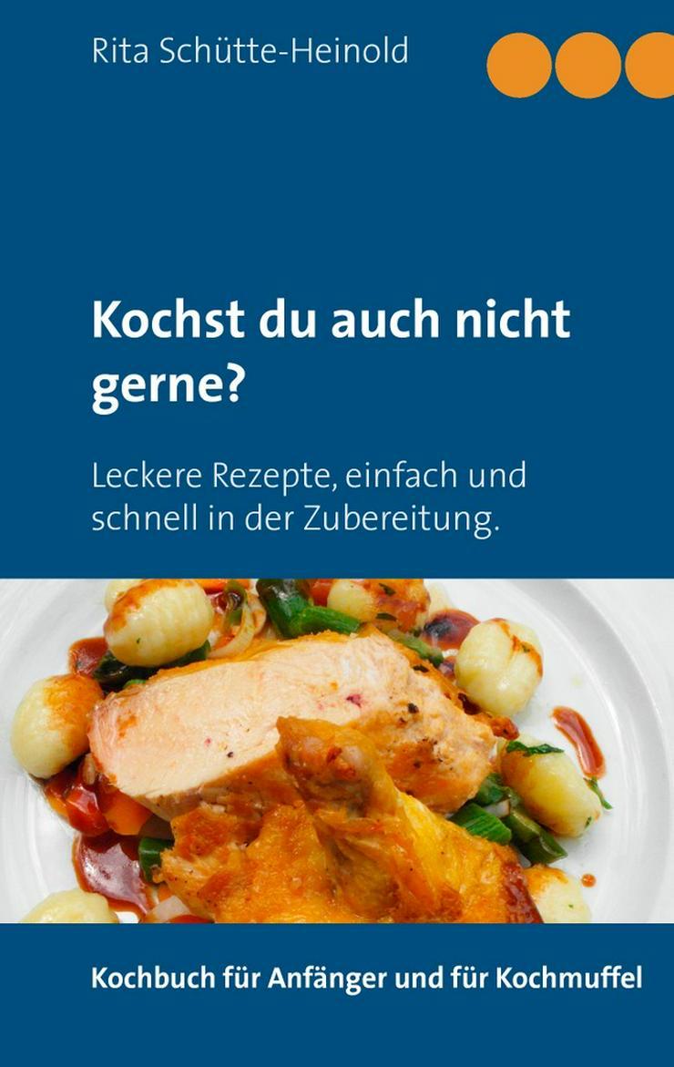 Kochst du auch nicht gerne?   Kochbuch