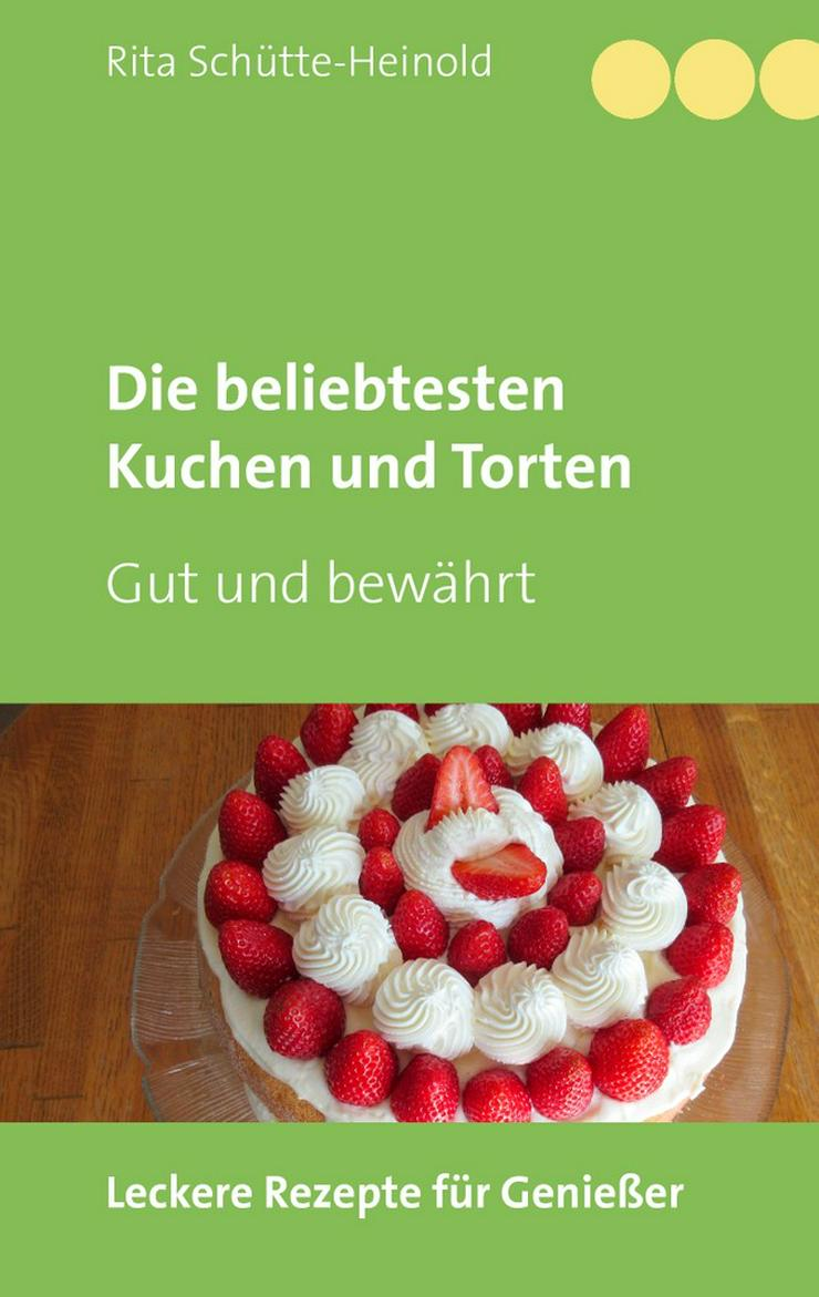 Die beliebtesten Kuchen und Torten.