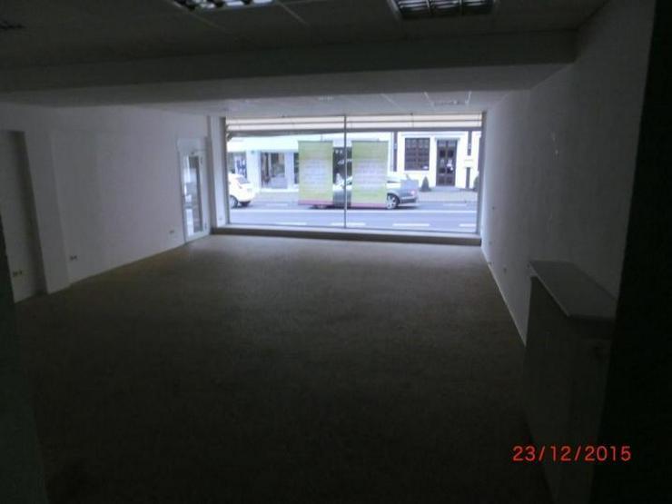 Ladenlokal in sehr guter Lage, 100m von der Fußgängerzone entfernt - Gewerbeimmobilie mieten - Bild 1