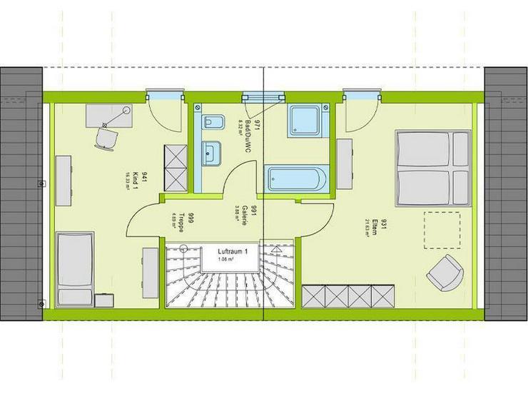 Bild 5: Klein und Mein ! - Doppelhaushälfte