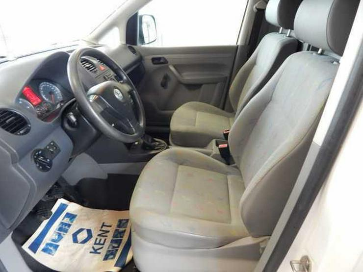 Bild 5: VW Caddy 1.9 TDI DPF 4MOTION Klima Heckflügeltüren NSW RCD 310