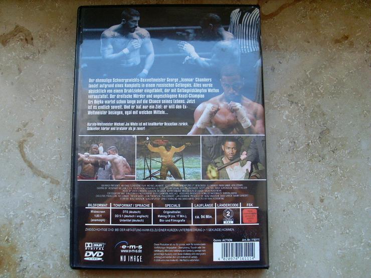 Bild 2: Undisputed 2 DVD ohne Flatschen uncut DTS Sound