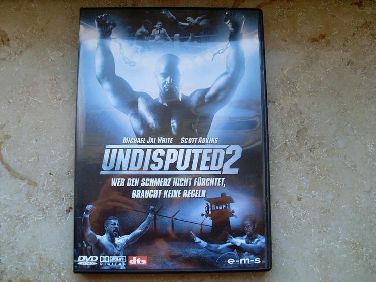 Undisputed 2 DVD ohne Flatschen uncut DTS Sound