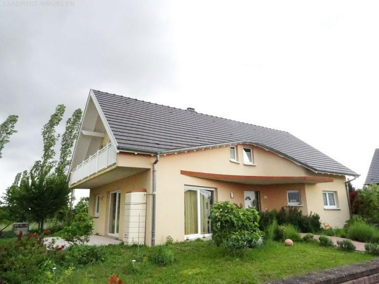 Zwei Generationen Haus im Elsass - 10 Min v/Neuenburg - 20 Min v/Basel - Auslandsimmobilien - Bild 1