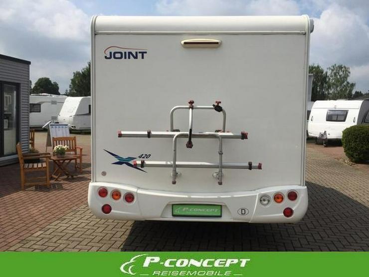 Bild 3: Joint X420 Sat, TV, Markise, Fahrradträger