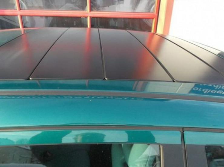 Mercedes-Benz A 160-Lammellendach-Alufelgen-D3-Norm-TÜV neu
